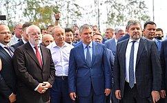 Cергей Аренин принял участие втестовом рейсе вовновь построенный саратовский международный аэропорт «Гагарин»