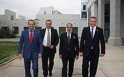 Отношения России иТуркмении вышли накачественно новый уровень