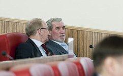 А. Ермаков обсудил сямальскими парламентариями закон обувеличении числа сенаторов
