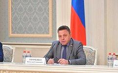 В. Тимченко: Вопросы своевременного изменения регионального законодательства иактов местного самоуправления– вцентре внимания Совета Федерации