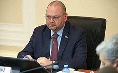 О. Мельниченко: Нам важно защитить право собственности граждан напринадлежащие им гаражи