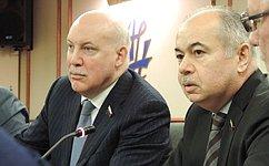 Общество российско-китайской дружбы воглаве сД. Мезенцевым провело заседание центрального правления