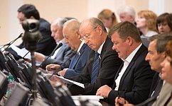 Профильный Комитет СФ считает необходимым продолжать замещение региональных долговых обязательств бюджетными кредитами