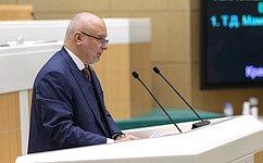 Совет Федерации одобрил закон «Обуполномоченных поправам ребенка вРоссийской Федерации»