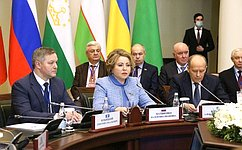 Актуальной становится задача совершенствования законодательного обеспечения безопасности вглобальном масштабе— В.Матвиенко