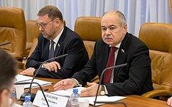 ВСФ обсудили совершенствование законодательства, регулирующего вопросы защиты прав российских граждан зарубежом