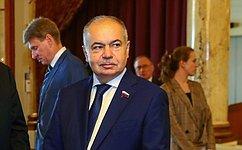 Мы становимся свидетелями зарождения новой политической традиции международного парламентаризма— И.Умаханов