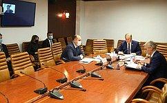 Профильный Комитет СФ поддержал изменения вотдельные законодательные акты всвязи спринятием закона огосударственном имуниципальном контроле