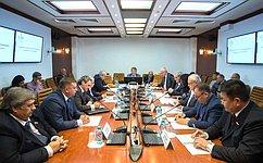Сенаторы обсудили деятельность предприятий промышленности боеприпасов испециальной химии