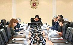 Е. Афанасьева провела «круглый стол» натему «Наставничество как элемент государственной политики всфере подготовки кадров»
