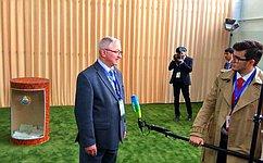 М.Дидигов: Выборы Президента Республики Узбекистан были прозрачными иконкурентными
