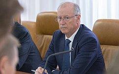 Н.Петрушкин посетил одно изведущих промышленных предприятий Мордовии