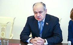 И. Умаханов: Межпарламентские связи России иУзбекистана вышли накачественно новый уровень