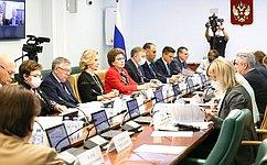 Впрофильном Комитете СФ обсудили актуальные вопросы реализации социальной политики вКамчатском крае