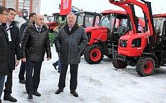 В. Николаев: Сельхозвыставка вЧебоксарах продемонстрировала большой интерес аграриев ксовременным технологиям