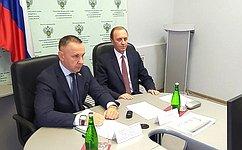 О. Алексеев: Важно повысить эффективность работы информационной системы всфере ветеринарии
