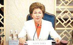 Г. Карелова: Мы оперативно дополним законопроект огарантиях многодетным семьям предложениями Президента России