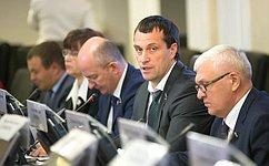 ВСовете Федерации обсудили вопросы развития молодежного парламентаризма