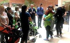И. Каграманян: Всанаториях Республики Крым организован регулярный отдых иоздоровление детей изЯрославской области