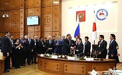 К.Косачев: Взаимодействие намежрегиональном уровне открывает новые горизонты для российско-японского сотрудничества