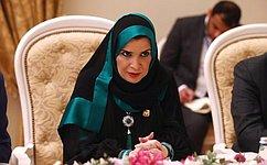Состоялась встреча Председателя СФ сПредседателем Федерального национального совета ОАЭ