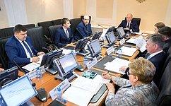 ВСФ обсудили роль институтов гражданского общества восуществлении муниципального контроля