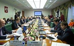 Реализацию крупных инвестиционных проектов вЯНАО рассмотрел Комитет СФ поэкономической политике