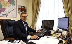 К. Косачев: Педалирование национальных ирелигиозных различий является важнейшим политическим инструментом «раскачивания» обстановки внашей стране