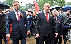 Делегация Совета Федерации посетила Республику Сербия