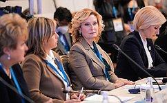 И. Святенко: Отсамореализации женщин зависит будущее страны
