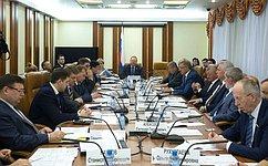 ВКомитете СФ пофедеративному устройству, региональной политике, местному самоуправлению иделам Севера обсудили ряд федеральных законов
