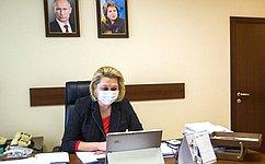 Л. Гумерова: Нужно усилить законодательное противодействие распространению противоправной информации вИнтернете