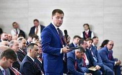 А. Пронюшкин: Восточный экономический форум— площадка для конструктивного диалога лидеров стран ипредставителей бизнеса