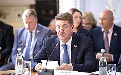 А. Шевченко: Совершенствование законодательства оместном самоуправлении имеет особое значение
