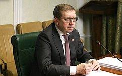 А. Майоров: Мы поддержим законопроект, направленный наподдержку хозяйствующих субъектов вусловиях коронавируса