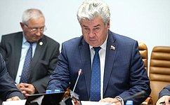 В. Бондарев: Вопрос обновления парка спасательной техники стоит крайне остро
