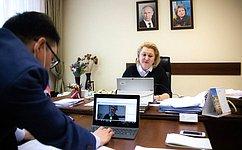 Л. Гумерова: Интеллектуальная собственность– драйвер развития экономики
