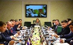 Комитет СФ поэкономической политике поддержал закон обэкспериментальных правовых режимах всфере цифровых инноваций