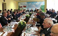 С. Белоусов: Развитие агропродовольственного сектора Союзного государства– гарантия продовольственной безопасности РФ иБеларуси