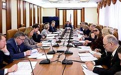 Н. Федоров провел совещание поподготовке отчета осовершенствовании законодательства всфере региональной политики