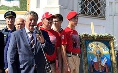В.Семенов: Мы поддержим план организации автопробега доБерлина