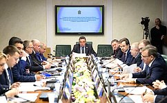 Развитие транспортной инфраструктуры Пензенской области стало темой рассмотрения вКомитете СФ поэкономической политике