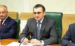 Н.Федоров: ВСовете Федерации рассматривают Бенин как важного партнера России взападноафриканском регионе