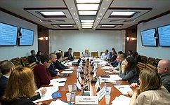 ВСовете Федерации обсудили вопросы реализации закона обответственном обращении сживотными
