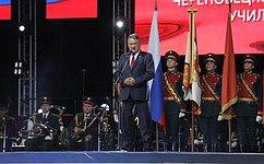Ю. Воробьев: Управление войсками, оружием, разведка, защита– важнейшие задачи нашего времени