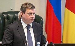 А. Епишин выступил сотчетом освоей работе за2017год назаседании Законодательного Собрания Тверской области