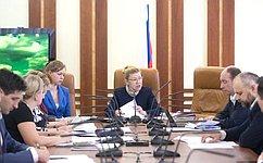 ВСФ обсудили новую редакцию отклоненного Президентом закона оконтингенте обучающихся