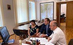 О. Цепкин провел вЧелябинске заседание Общественного совета пореализации проекта «Старшее поколение»