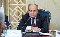 И. Умаханов: Межпарламентское взаимодействие приобретает все большее значение
