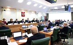 Комитет СФ побюджету ифинансовым рынкам рекомендовал палате одобрить бюджет на2019год инаплановый период 2020 и2021годов